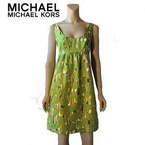 MICHAEL Michael Kors Dresses - MICHAEL Michael Kors Silk Babydoll Resort Dress 6
